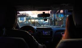 Austauschen in den Philippinen stockfoto