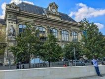 ` Austerlitz do jogo d, Paris, França Foto de Stock Royalty Free