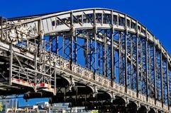 The Austerlitz Viaduct over the River Seine Stock Photos