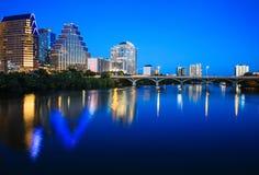 austin śródmieście Texas fotografia royalty free