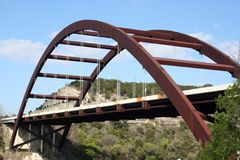 Austin 360 Bridge Stock Image