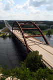 Austin 360 Bridge Royalty Free Stock Photography