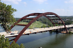 Austin 360 most. Obraz Royalty Free