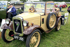 1934 Austin 7 Bestelwagen Royalty-vrije Stock Foto's