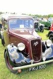 Vintage 1938  Austin Big Seven. Stock Image