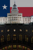 austin budynek kapitolu stan Teksas Obrazy Royalty Free