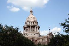 austin budynku w centrum stolicy stanu Teksas Zdjęcia Stock