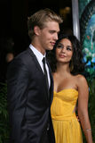 Austin Butler, Vanessa Hudgens Royalty Free Stock Photo