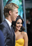Austin Butler, Vanessa Hudgens, Journey Stock Photo