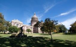 austin byggnadscapitol texas Fotografering för Bildbyråer