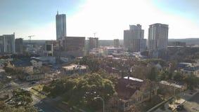 Austin céntrica Imagen de archivo libre de regalías