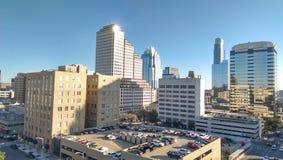 Austin céntrica Foto de archivo libre de regalías