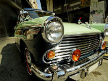 Austin Cambridge a Atene, Grecia Immagine Stock