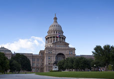 Austin Capitol building Stock Photography