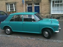 A 1971 Austin 1100 Classic car in lovely condition Royalty Free Stock Images