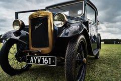 Austin Classic Car Vintage Event Image stock