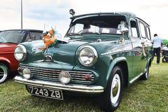 Austin Classic Car Vintage Event stock photography