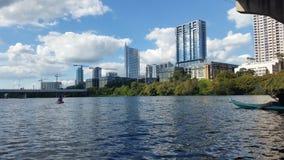 Austin del agua Imagen de archivo libre de regalías