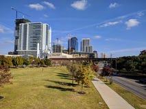 Austin del centro TX immagine stock libera da diritti