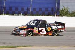 Austin Dillon 3 Kwalificerende Reeksen ORP van de Vrachtwagen NASCAR Stock Afbeeldingen