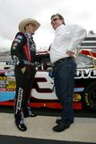 Austin Dillon en Richard Childress Royalty-vrije Stock Fotografie