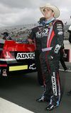 Austin Dillon on pit road Royalty Free Stock Photo