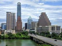 Austin du centre TX photo stock