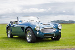 Austin Healey 3000 MK3 Stock Photo
