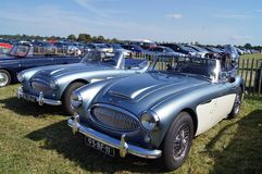 Austin Healey 3000 MKII Royalty-vrije Stock Foto