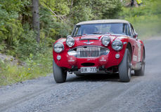 Austin Healey 3000 MKIII 1964 Stock Photo