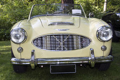 Austin Healey 100-6 Fotografia Stock