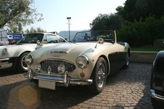 Austin Healey Photo libre de droits