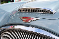Austin Healey badge Royalty Free Stock Photo