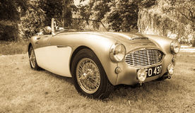 Austin Healey 3000 Stock Images