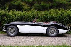 Austin Healey 3000 fläck II Royaltyfria Bilder