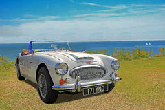 Austin healey mk3 convertible Stock Images