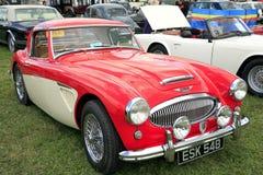 1962 Austin Healey 3000 Mk II Stock Afbeelding