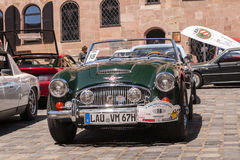 Austin-Healey 3000 MK II Royalty Free Stock Photos