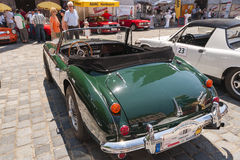 Austin-Healey 3000 MK II - rear view Stock Photos