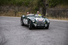 AUSTIN HEALEY 100 S 1953 Royalty Free Stock Images