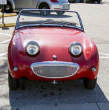 Austin-Healey Sprite royalty-vrije stock fotografie