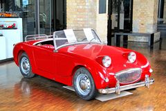 Austin-Healey Sprite stock photos
