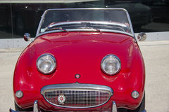 Austin healey sprite Stock Images