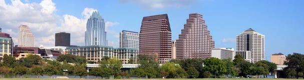 austin i stadens centrum texas Arkivbilder