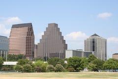 austin i stadens centrum texas Royaltyfria Bilder