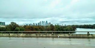 Austin il Texas Fotografie Stock Libere da Diritti