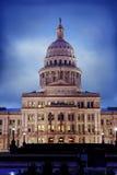 Austin il Texas Campidoglio fotografia stock libera da diritti