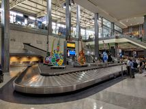 Austin international airport royalty free stock images
