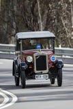 1930 Austin 7 Intieme Tourer Royalty-vrije Stock Afbeeldingen