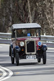 Austin 7 kamratlig Tourer 1930 Royaltyfria Bilder